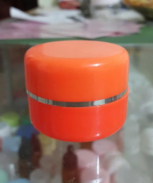 Pot Cream 12,5 Gram Orange List Silver PS