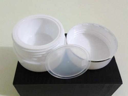 Pot 12,5 Gram Putih PS List Gold Bagian Dalam