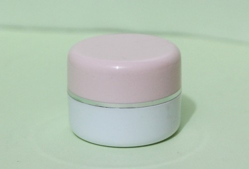 Pot Cream 12,5 Gram Pink Soft Putih List Silver
