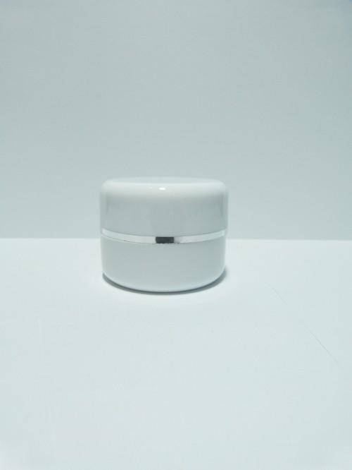 Pot 12,5 Gram Clear White Clear White List Silver PS