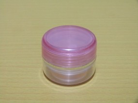 Pot Cream 15 Gram Pink Transparan