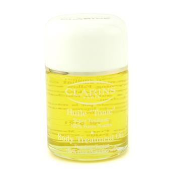 clarins body treatment oil / photo from http://id.strawberrynet.com