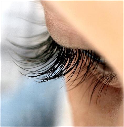 fuller eyelashes / photo from http://ladies-trends.com
