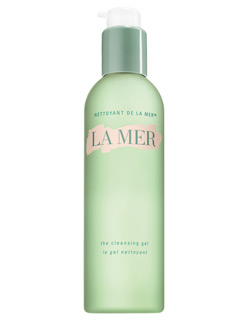 The Cleansing gel / photo from http://www.cremedelamer.com