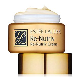 re-nutriv creme / photo from http://www.esteelauder.com
