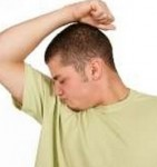 armpit-odor-sweat / photo from http://howshealth.com