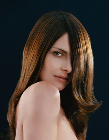 healthy-shiny-hair / photo from http://www.healthcare9.com