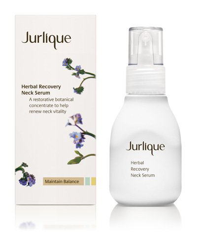 herbal recovery neck serum / photo from http://www.jurlique.com