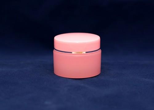 Pot Double PK 15 Gram Pink List Silver