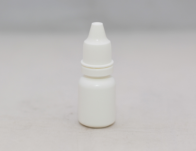 Botol Tetes 5 ML Segel Putih Susu