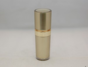Botol Pump Mata 30 ML Gold