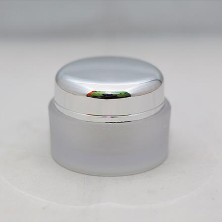 Pot Kaca Es Silver 30 Gram