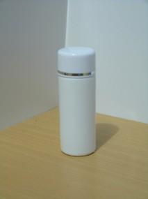 Botol Yadley 60 ML Putih Susu List Silver