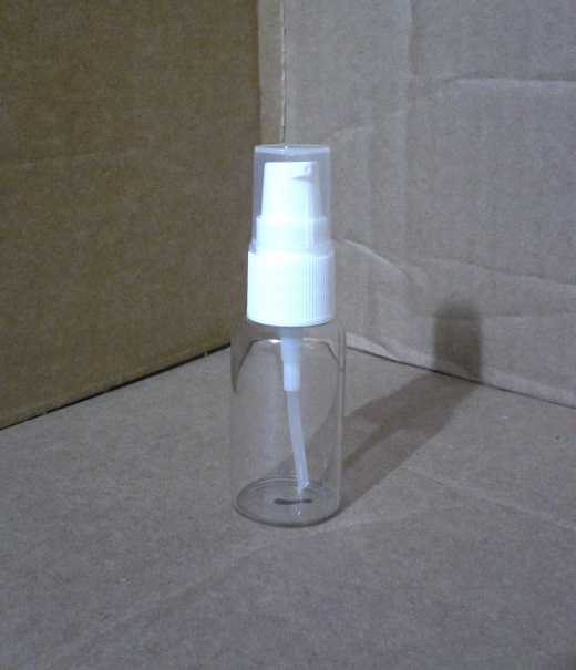 Botol Pump Serum Bening 18 ML