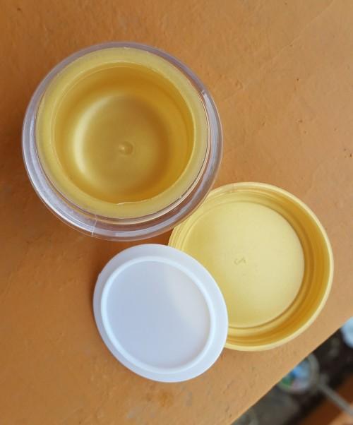Pot Gentong 15 Gram Gold Bening Bagian Dalam