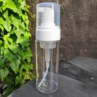 Botol Pump Foam 150 ML Putih Bening Impor (8)