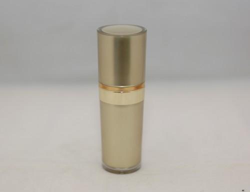 Botol Pump Mata 30 ML Gold