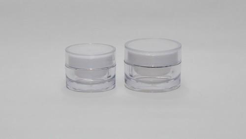 Pot Kanebo 15 Gram Putih Bening dan Pot Kanebo 25 Gram Putih Bening