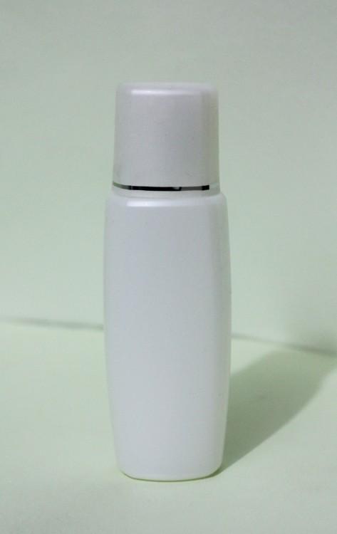 Botol Exagon 80 ML Mutiara