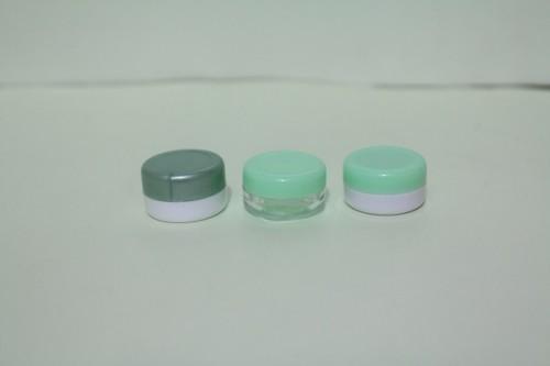 Pot 5 Gram PSBS Hijau Lumut Putih, Hijau Melon Bening, Hijau Melon Putih
