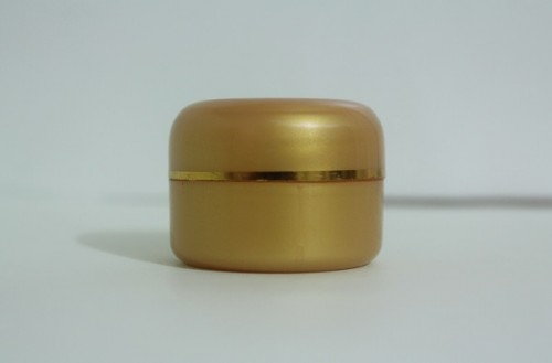 Pot Cream 12,5 Gram Oval Gold Tua List Gold PP
