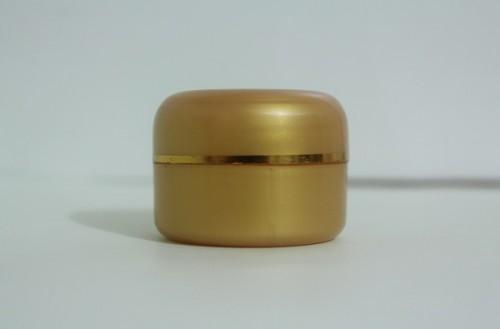 Pot Cream 12,5 Gram Oval Gold Tua List Gold PP