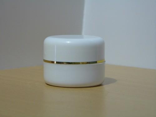 Pot 12,5 Gram Putih PP List Gold