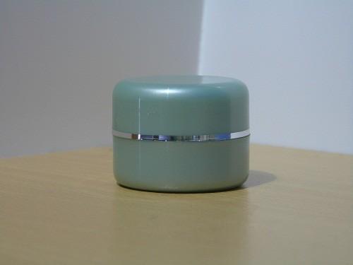 Pot Cream 12,5 Gram Hijau Lumut List Silver